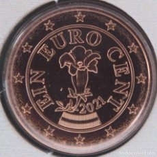 Euros: MONEDA 1 CT AUSTRIA 2021 - SIN CIRCULAR. Lote 296595148