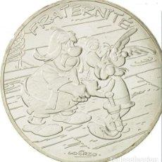 Euros: MONEDA 10 EUROS DE PLATA 2015 - FRATERNITE - FRATERNIDAD CON LOS SUIZOS - SIN CIRCULAR. Lote 268909744