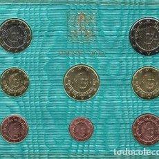 Euros: CARTERA VATICANO 2013 - 8 VALORES SIN CIRCULAR. Lote 269023019