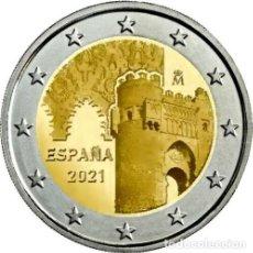 Euros: ESPAÑA 2021 2€ PATRIMONIO MUNDIAL - CIUDAD HISTÓRICA DE TOLEDO. Lote 269167198
