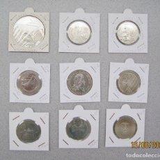 Euros: LOTE 9 MONEDAS EUROS, COLECCION .- PORTUGAL -- 2012/13.. Lote 269306668