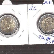 Euros: MONEDA DE EURO ESPAÑA 2 € PTA DE TOLEDO 2021 S/C. Lote 269938543