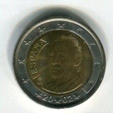 Euros: 2 (DOS) EUROS ESPAÑA 2002 S/C. Lote 269971843