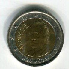 Euros: 2 (DOS) EUROS ESPAÑA 2002 S/C. Lote 269971928