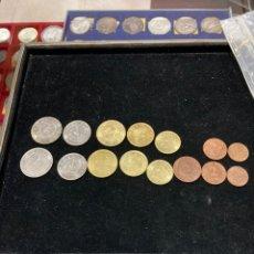 Euros: LOTE DE 2 SERIES EUROS DE CHURRIANA. Lote 270117403