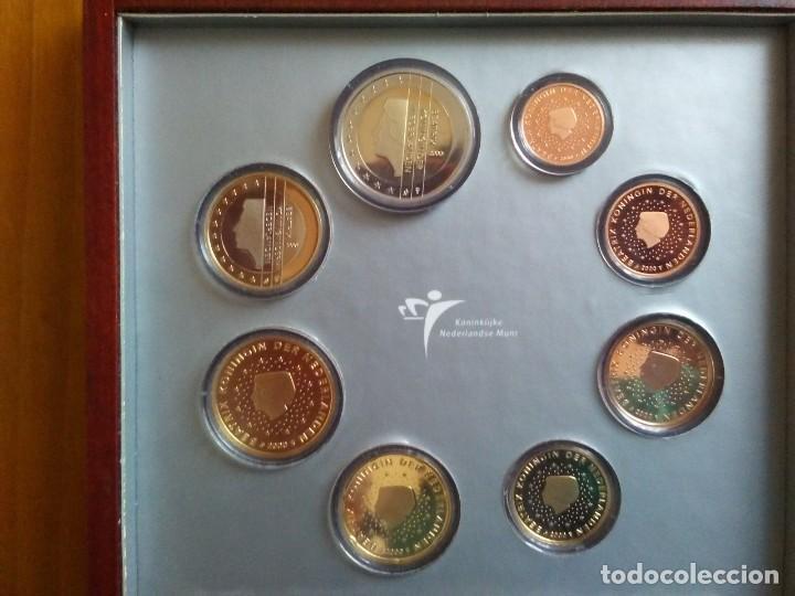 Euros: HOLANDA 2000 -ESTUCHE OFICIAL- PROOF - Foto 3 - 270125738
