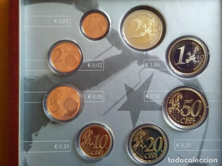 Euros: HOLANDA 2000 -ESTUCHE OFICIAL- PROOF - Foto 4 - 270125738