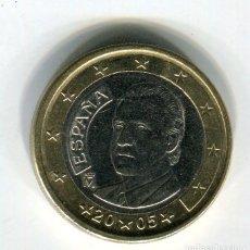 Euros: 1 (UN) EURO ESPAÑA AÑO 2005 S/C. Lote 270126313