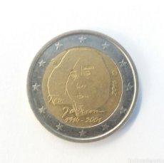 Euros: FINLANDIA 2 EUROS 2014, CENTENARIO NACIMIENTO TOVE JANSSON, CIRCULADA. Lote 270166618