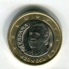 Euros: 1 (UN) EURO ESPAÑA AÑO 2000. Lote 270170383