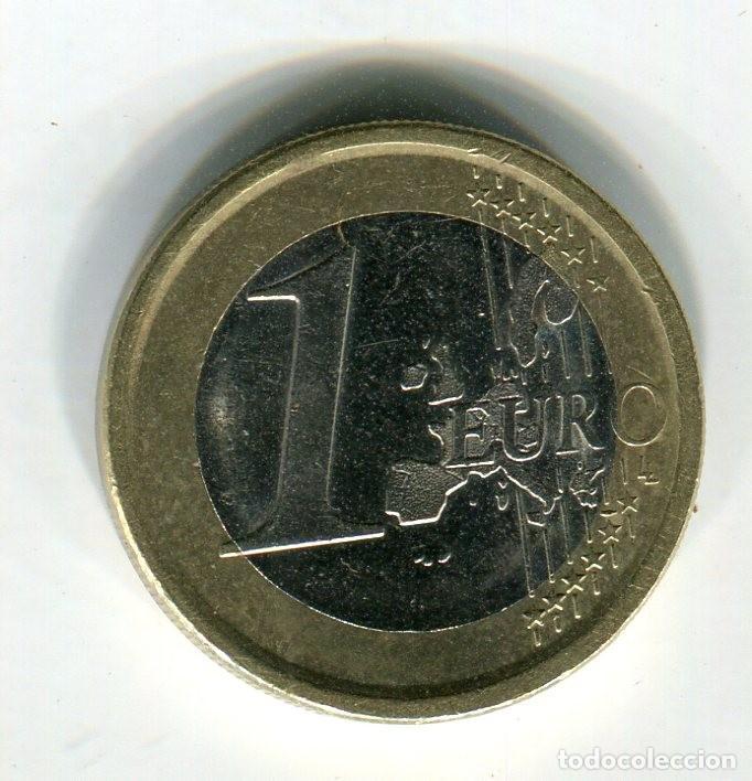 Euros: 1 (UN) EURO ESPAÑA AÑO 2000 - Foto 2 - 270170383