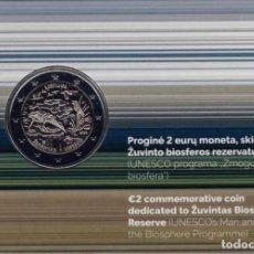 Euros: 2 EUROS LITUANIA 2021, ŽUVINTAS. Lote 270919553