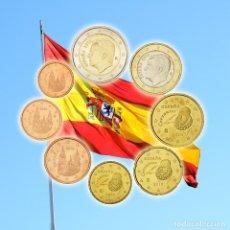 Euros: [#92464] ESPAÑA, 1 CENT TO 2 EURO, 2015, FDC, SIN INFORMACIÓN. Lote 271422418