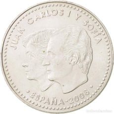 Euros: [#93595] ESPAÑA, 12 EURO, 2008, SC, PLATA, KM:1195. Lote 271424033