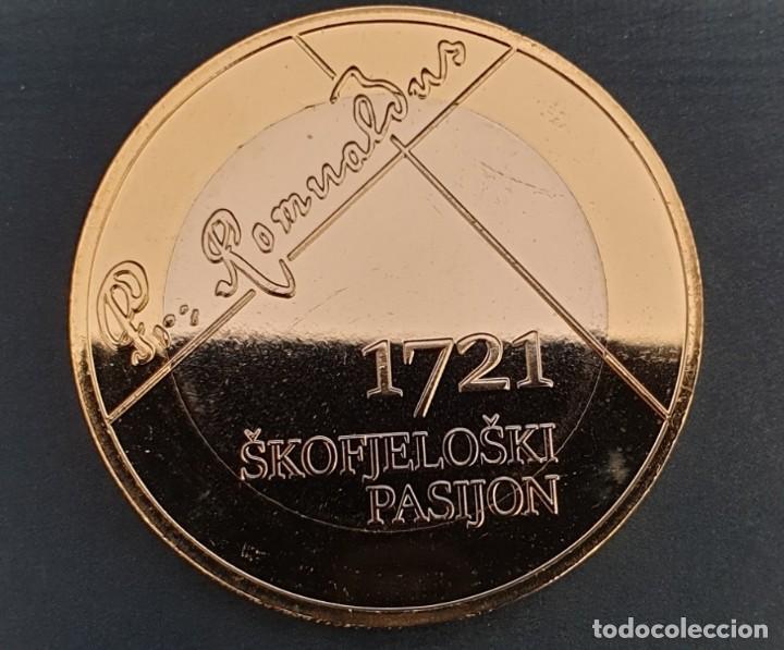 MONEDA 3 EUROS ESLOVENIA 2021 - SIN CIRCULAR (Numismática - España Modernas y Contemporáneas - Ecus y Euros)