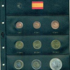 Euros: COLECCION COMPLETA EUROS ESPAÑA AÑO 2003 SIN CIRCULAR INCLUYE MONEDA 12 EUROS DE PLATA. Lote 275094558