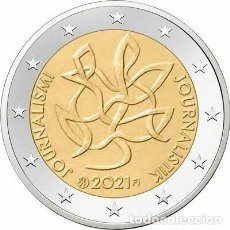 Euros: FINLANDIA 2 EUROS 2021 PERIODISMO Y COMUNICACION S/C. Lote 277030868