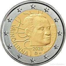 Euros: FINLANDIA 2 EUROS 2020 VAINO LINNA S/C. Lote 277037393