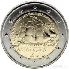 Euros: ESTONIA 2 EUROS 2020 ANTARTIDA S/C. Lote 277037793