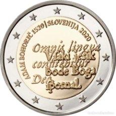 Euros: ESLOVENIA 2 EUROS 2020 ADAM BOHORIC S/C. Lote 277040588