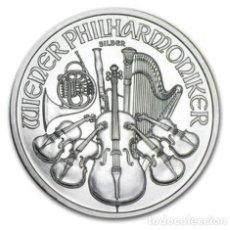 Euros: ONZA DE PLATA 1,50 EUROS AUSTRIA 2011 - PHILHARMONIKER. Lote 277172783