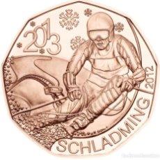 Euros: MONEDA 5 EUROS EN COBRE AUSTRIA 2012 - SCHLADMING - SIN CIRCULAR. Lote 277176643