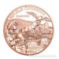 Euros: MONEDA 10 EUROS EN COBRE AUSTRIA 2012 - CARINTIA - SIN CIRCULAR. Lote 277178008