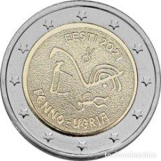 Euros: 2 EUROS ESTONIA 2021 FENNO UGRIA. Lote 277194188