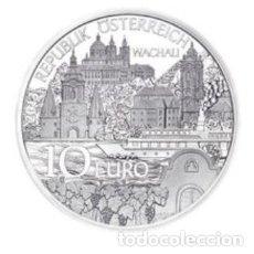 Euros: MONEDA 10 EUROS DE PLATA AUSTRIA 2013 - SALZBURGO - SIN CIRCULAR. Lote 277624858