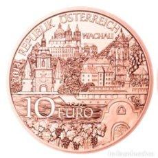 Euros: MONEDA 10 EUROS DE COBRE AUSTRIA 2013 - SALZBURGO - SIN CIRCULAR. Lote 277625128