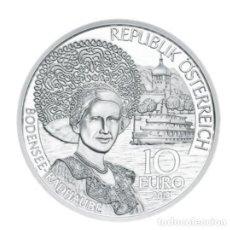 Euros: MONEDA 10 EUROS DE PLATA AUSTRIA 2013 - TIROL - SIN CIRCULAR. Lote 277625373