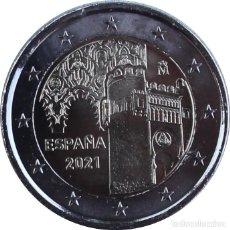 """Euros: 2 EURO ESPAÑA 2021 """"CIUDAD HISTÓRICA DE TOLEDO"""" SC. Lote 277664178"""