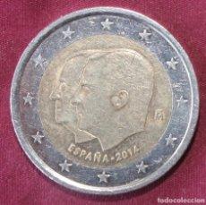 "Euros: 2 EURO ESPAÑA 2014 ""FELIPE VI"" BC. Lote 277664193"