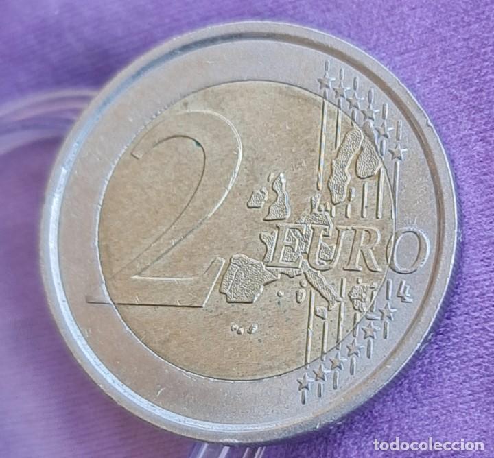 Euros: Italia 2006 2 € euros conmemorativos BC Torino Juegos Olímpicos de invierno - Foto 2 - 277714643