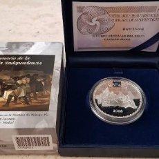 Euros: 2008 BICENTENARIO DE LA GUERRA DE LA INDEPENDENCIA . 10 €. TIMBALER DEL BRUC. Lote 278497348