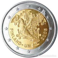 Euros: FINLANDIA 2 EUROS 2005 NACIONES UNIDAS S/C. Lote 278701023