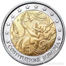 Euros: ITALIA 2 EUROS 2005 CONSTITUCION EUROPEA S/C. Lote 278702008