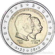 Euros: LUXEMBURGO 2 EUROS 2005 GRAN DUQUE ENRIQUE S/C. Lote 278702453