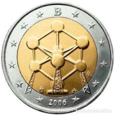 Euros: BELGICA 2 EUROS 2006 ATOMIUM S/C. Lote 278703203