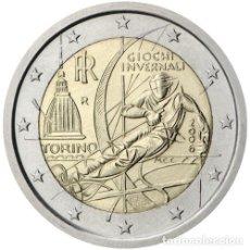 Euros: ITALIA 2 EUROS 2006 JJ.OO. INVIERNO TURIN S/C. Lote 278704443