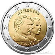Euros: LUXEMBURGO 2 EUROS 2006 GRAN DUQUE GUILLAUME S/C. Lote 278705453