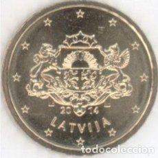 Euro: MONEDA 10 CTS LETONIA 2014 - SIN CIRCULAR. Lote 287936038