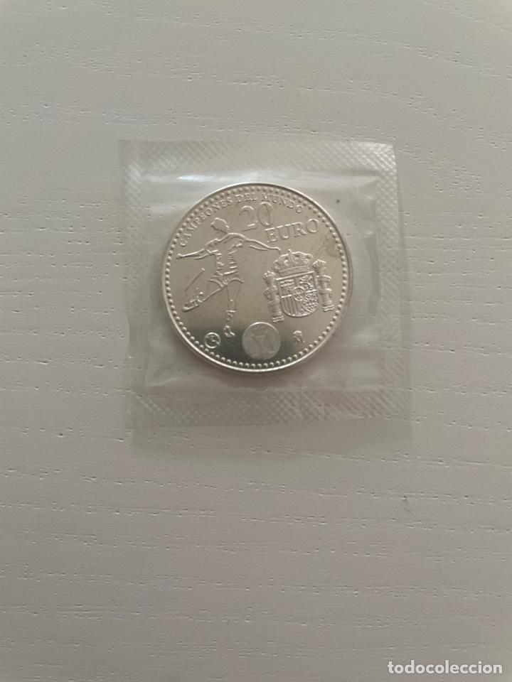 MONEDA PLATA 2010 (Numismática - España Modernas y Contemporáneas - Ecus y Euros)