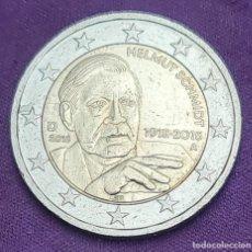 Euros: ALEMANIA 2018 2 EUROS CONMEMORATIVOS CECA A MONEDA 2 € CONMEMORATIVA HELMUT SCHMIDT. Lote 288655563