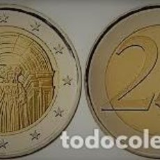 Euros: 2 EUROS ESPAÑA 2018 - SANTI:AGO -COMPOSTELA-* MONEDA CONMEMORATIVA*-ENCAPSULADA-. Lote 289357613