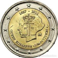 Euros: 2 EUROS CONMEMORATIVA BELGICA 2012 REINA SC. Lote 294447568