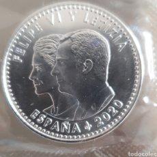 Euros: MONEDA DE PLATA 12 EUROS. Lote 295470938