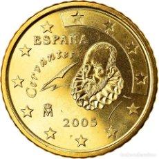Euros: [#819704] ESPAÑA, 50 EURO CENT, 2005, MADRID, FDC, LATÓN, KM:1045. Lote 296555768
