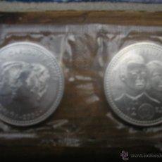 Monedas de Felipe VI: PAREJA DE MONEDAS DE 12€ AÑO 2004 BODA FELIPE VI Y LETICIA. Lote 43892758