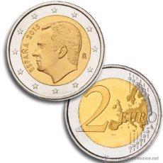 Monedas de Felipe VI: ESPAÑA 2 EUROS 2015 FELIPE VI. Lote 145772292